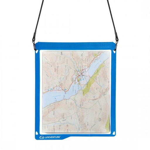 Lifeventure Hydroseal Waterproof Map Case-The Trails Shop