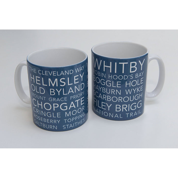 National Trail Mug-Cleveland Way-The Trails Shop