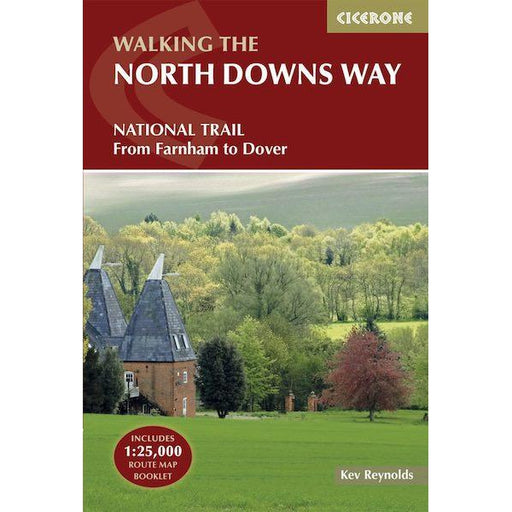 North Downs Way (Cicerone)-The Trails Shop
