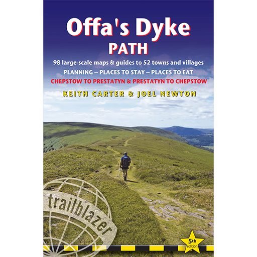 Offa's Dyke Path (Trailblazer)-The Trails Shop