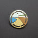 Peddars Way and Norfolk Coast Path enamel badge-The Trails Shop
