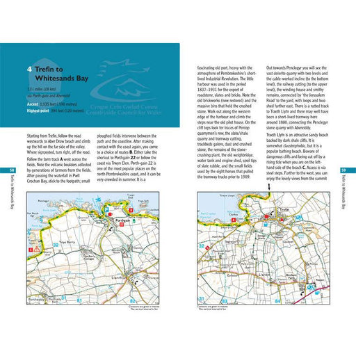 Pembrokeshire Coast Path-The Trails Shop