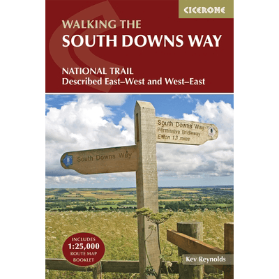 South Downs Way (Cicerone)-The Trails Shop