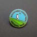South West Coast Path enamel badge-The Trails Shop