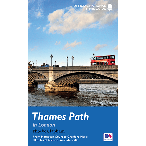 Thames Path - In London-The Trails Shop