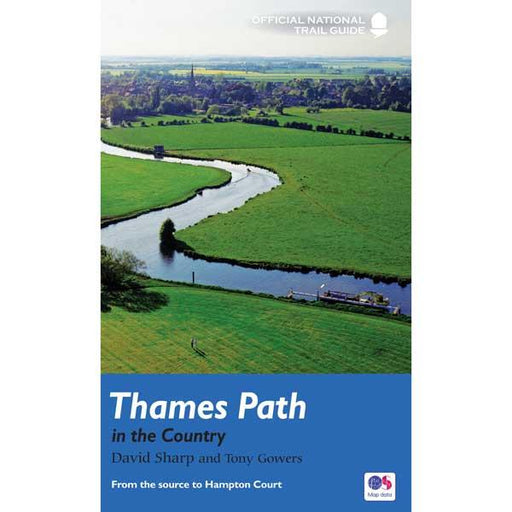 Thames Path in the Country-The Trails Shop