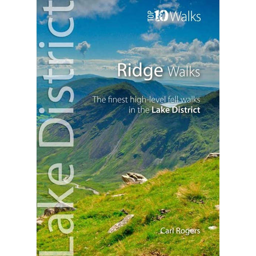 Top 10 Walks - Lake District: Ridge Walks-The Trails Shop