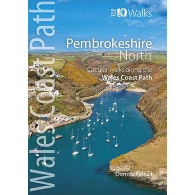 Top 10 Walks - Wales Coast Path: Pembrokeshire North-The Trails Shop
