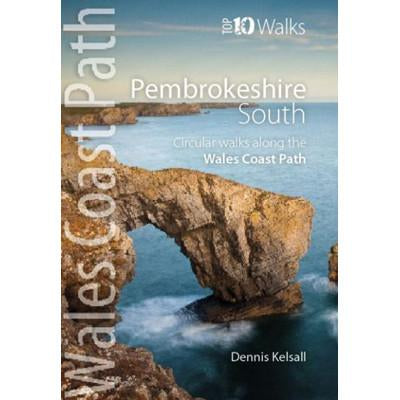 Top 10 Walks - Wales Coast Path: Pembrokeshire South-The Trails Shop