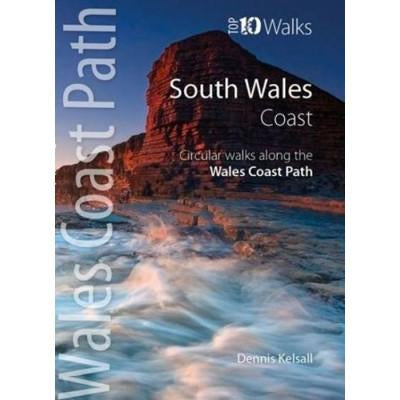 Top 10 Walks - Wales Coast Path: South Wales Coast-The Trails Shop