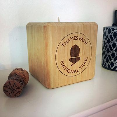 Trail Tealight Holder-The Trails Shop