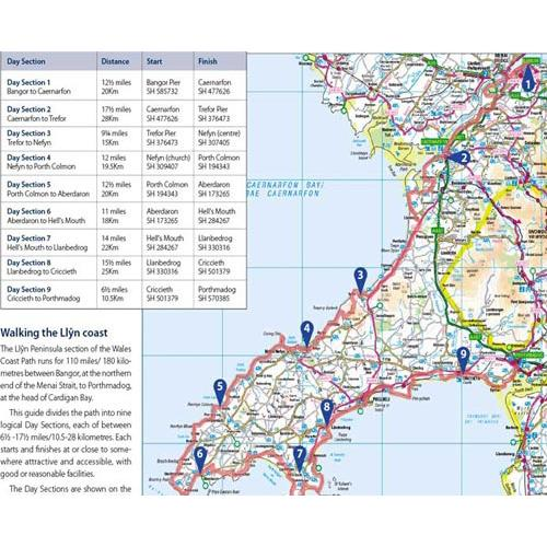 Wales Coast Path: Llŷn Peninsula-The Trails Shop