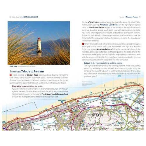 Wales Coast Path: North Wales Coast-The Trails Shop