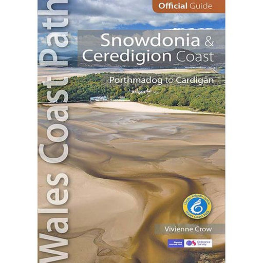 Wales Coast Path: Snowdonia & Ceredigion Coast-The Trails Shop