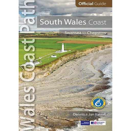 Wales Coast Path: South Wales Coast-The Trails Shop