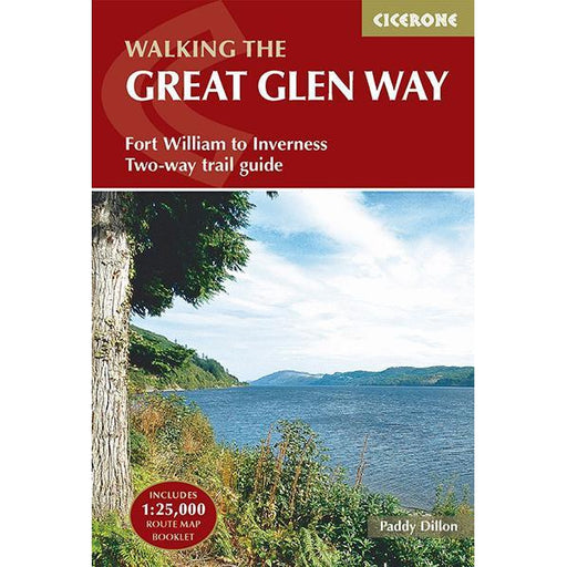Walking the Great Glen Way-The Trails Shop