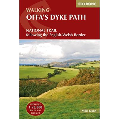 Walking the Offa's Dyke Path (Cicerone)-The Trails Shop