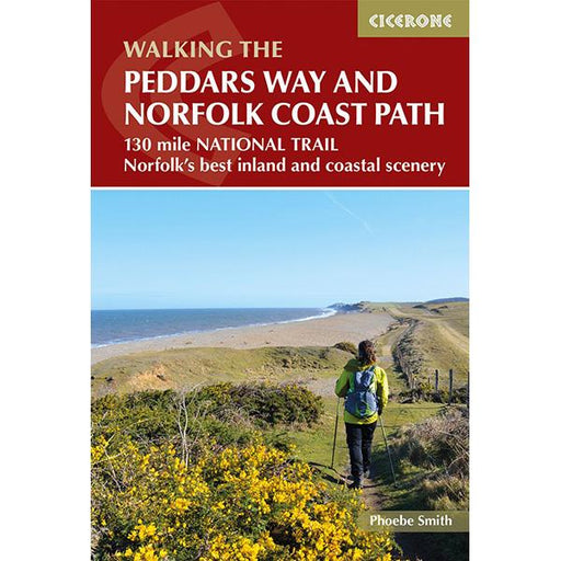 Walking the Peddars Way and Norfolk Coast Path - Cicerone-The Trails Shop