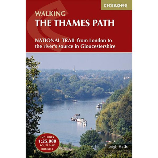 Walking the Thames Path - Cicerone-The Trails Shop