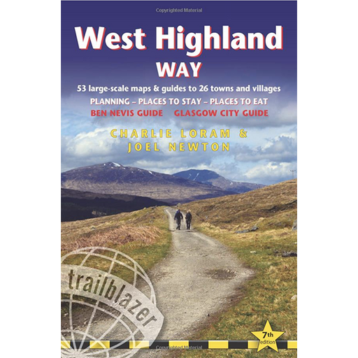 West Highland Way - Trailblazer-The Trails Shop