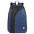 Fur Jaden Navy 15.6 Inch Laptop Casual Backpack