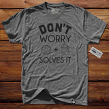 #TheSoccerMan T-Shirt - Don't Worry
