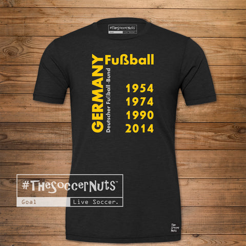 #TheSoccerFan T-Shirt - Germany Fußball