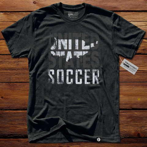 #TheSoccerFan T-Shirt - United States Soccer Dark
