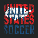 #TheSoccerFan T-Shirt - United States Soccer