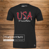 USA T-Shirt - USA SoccerNation