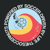 #TSNlife T-Shirt - Powered By Soccer Driven By Life