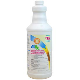 Airx 75 Disinfectant Spray and Wipe Cleaner 12 x 946ml/cs
