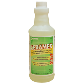 Ceramex Grout and Mildew Cleaner with Bleach