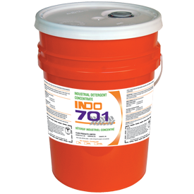Indo 701 - Industrial Detergent Concentrate