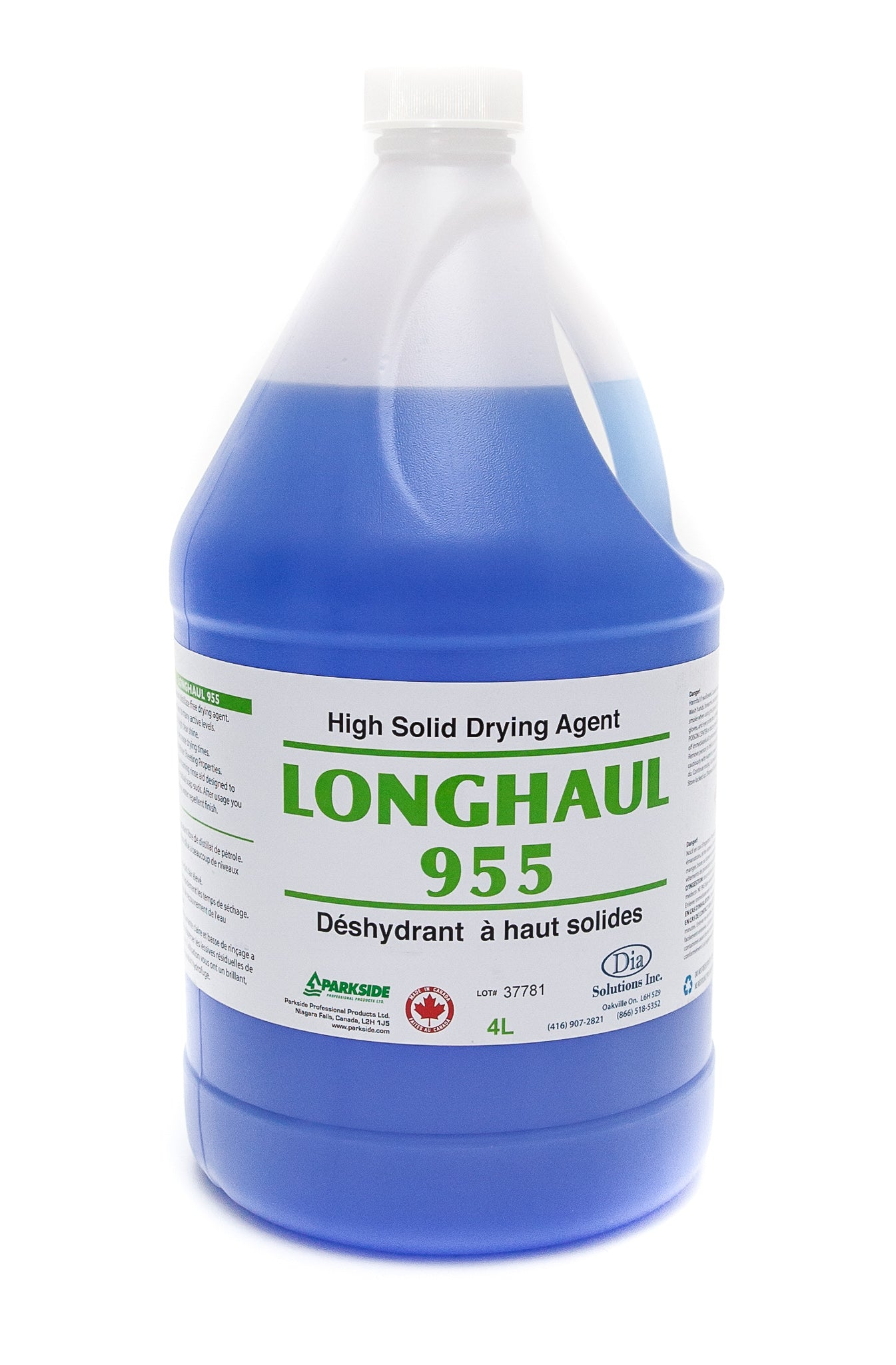 Longhaul 955 - High Solid Drying Agent