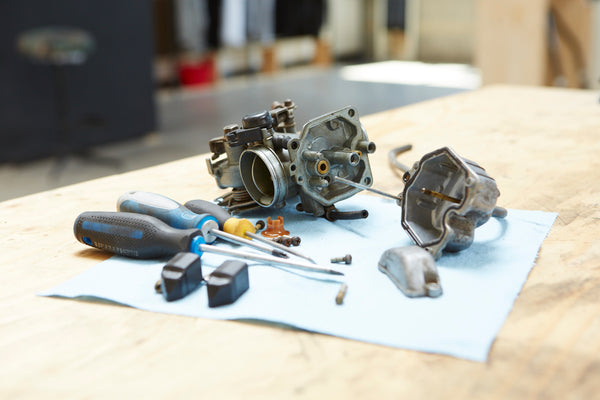 How to clean your Motorcycle carburetors