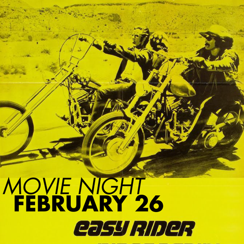 Easy Rider Movie Night