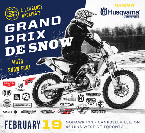 Town Moto Grand Prix de Snow