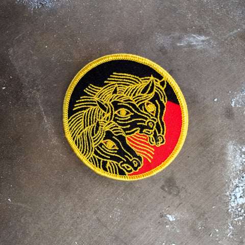 Pharaohs Horses Patch-MOTO REVERE
