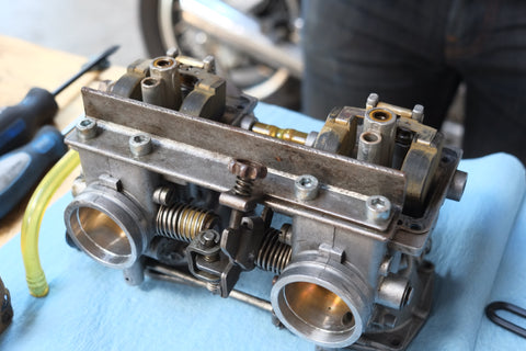 Carburetors 101 Course-MOTO REVERE