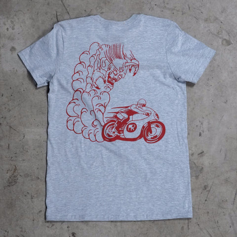 Engine Demons T-Shirt-MOTO REVERE