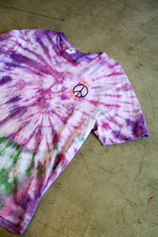 PEACE OUT! TIE DYE PRE ORDER!!-MOTO REVERE