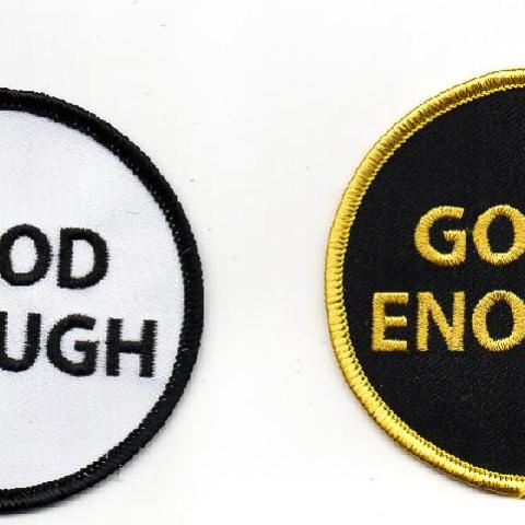 Good Enough Patch-MOTO REVERE
