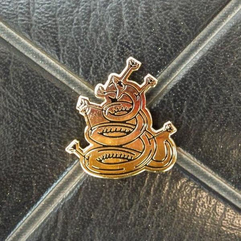 Tread On Me Pin-MOTO REVERE