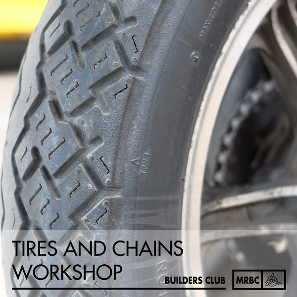 Tires and Chain Workshop-MOTO REVERE