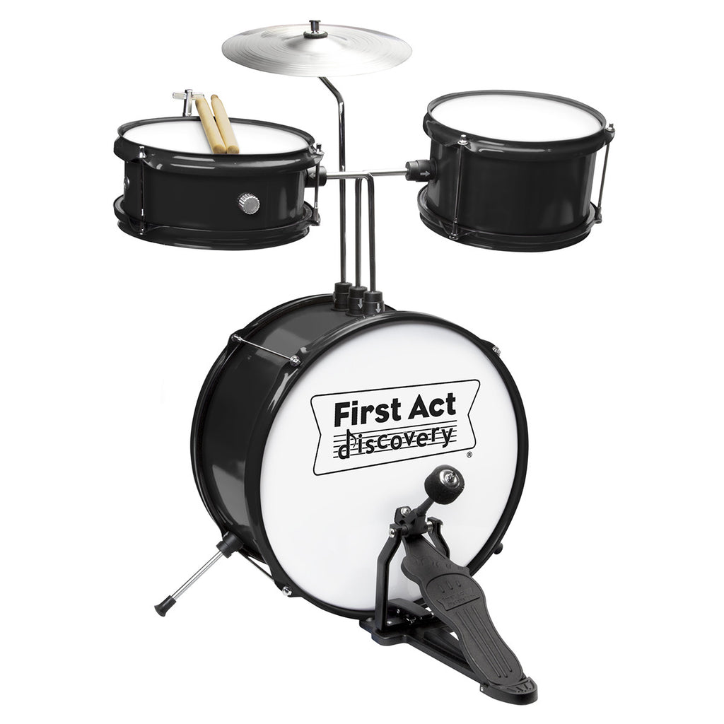 Drum Set: Black