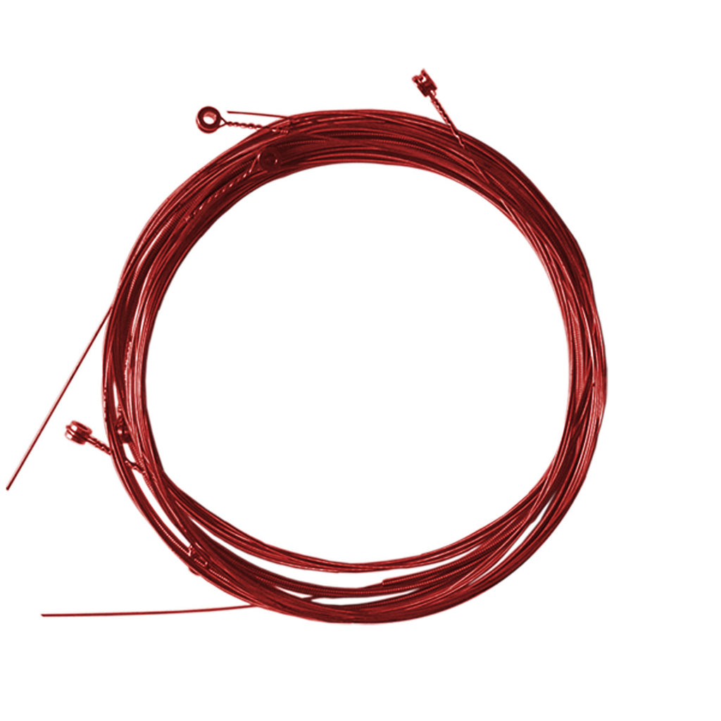 Guitar Strings - Red