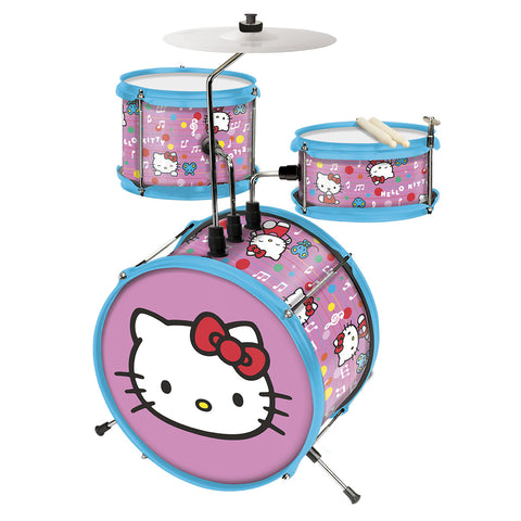 Drum Set: Hello Kitty