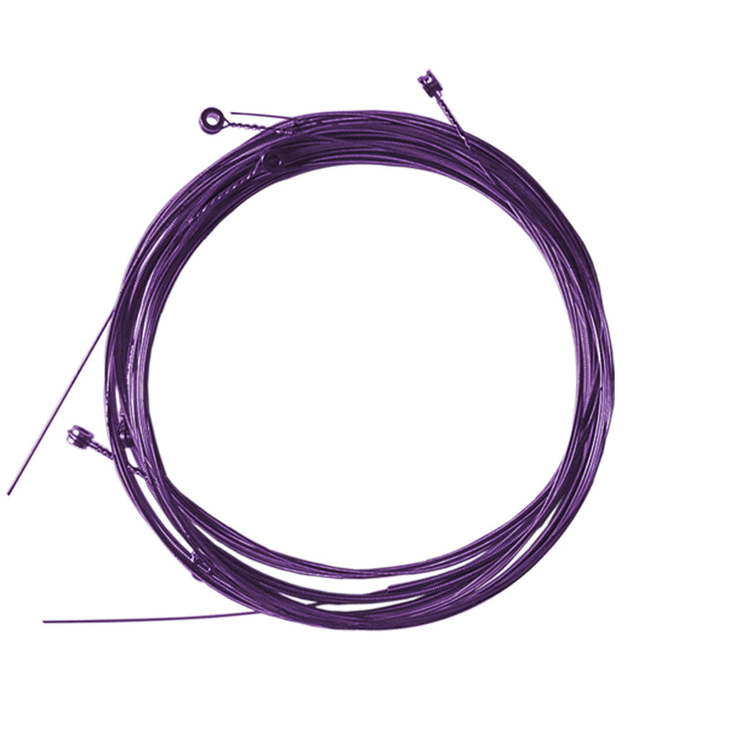 Guitar Strings - Purple