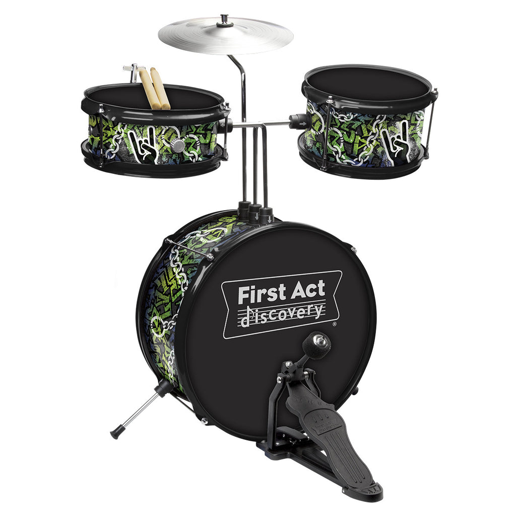 Drum Set: Rock 'n' Roll